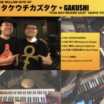 FUN-KEY-BOARD DUO 4DAYS TOUR_flyer